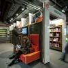 Plug-in Bibliotheek in Rotterdam