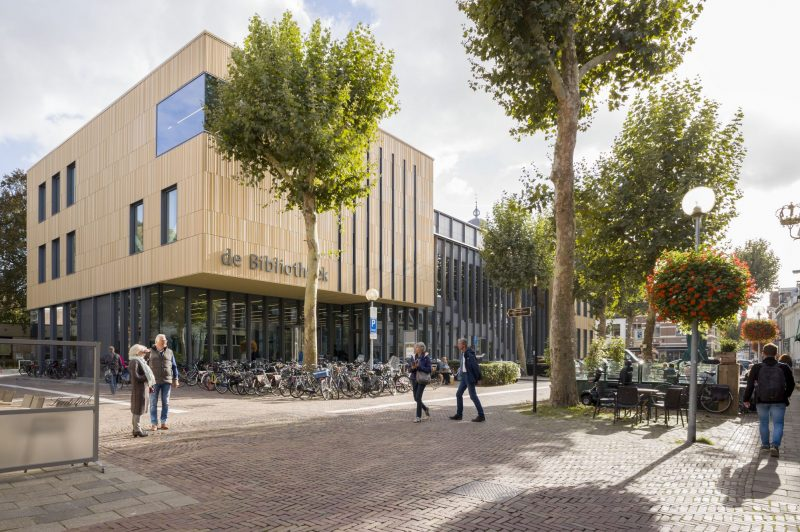 Bibliotheek – Deventer